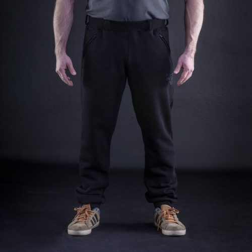 Tactical sweatpants - SYMBO - black