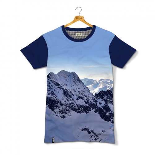 Polish Tatry T-shirt - sublimation print