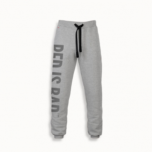 RiB KLASYK sweatpants - gray