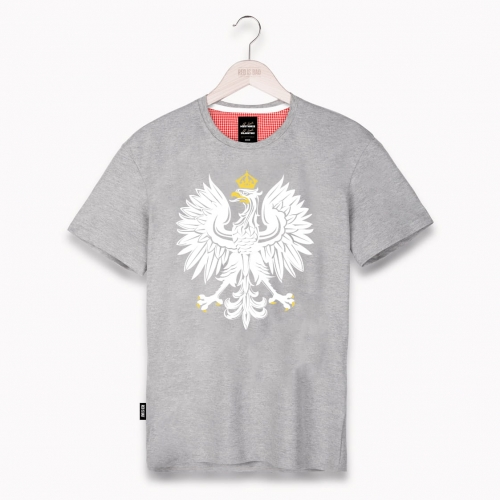 POLISH EAGLE PATRIOTIC T-SHIRT V.2
